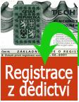 Registrace vozidla nabytého dědictvím