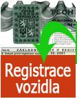Registrace vozidla
